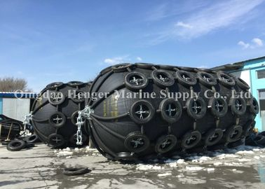 Chain and Tyre Type Protecting Sleeve Jacket Inflatable Jetty Pneumatic Rubber Fender