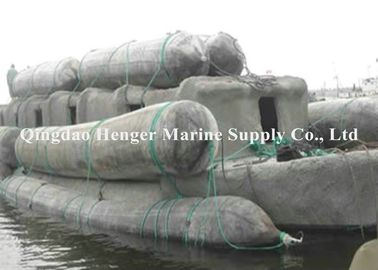 Natural Rubber Boat Marine Salvage Airbags For Launching And Salvage