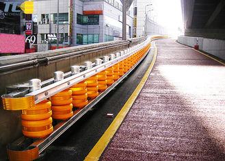 EVA Highway Roads Foam Curve Safety Roller Barrier