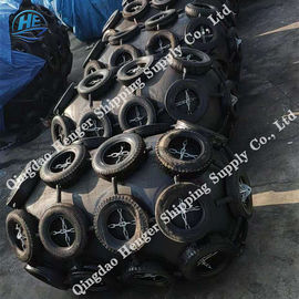 STS Mooring 1.5*3.0m 0.05MPa Pneumatic Rubber Fender